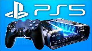 OFFICIAL PLAYSTATION 5 REVEAL: FULL SPECS vs XBOX SERIES X! (PS5 News)