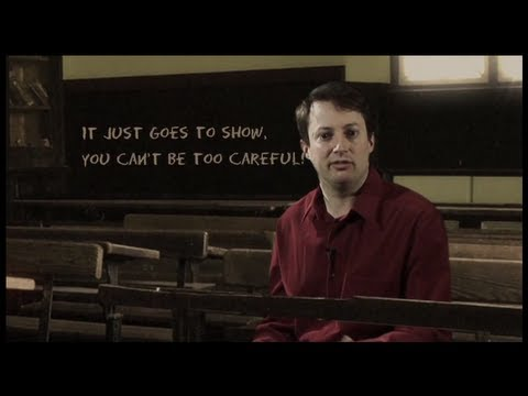 Standards of Spelling | David Mitchell