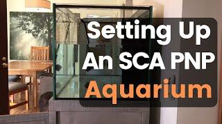 How To Setup A Sca Pnp Saltwater Aquarium/stand