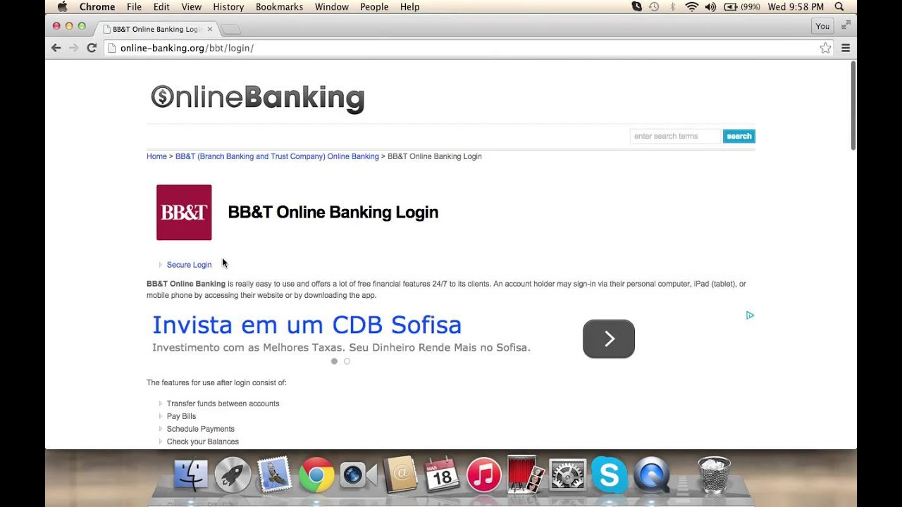 T-pnline Bb&t Online Banking Login | How To Access Your Account
