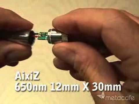 Как сделать лазерное