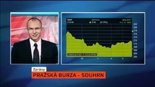 Souhrn obchodování na pražské burze   Yann Zane