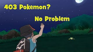 Pokemon Ultra Sun/Moon - Quest to Catch