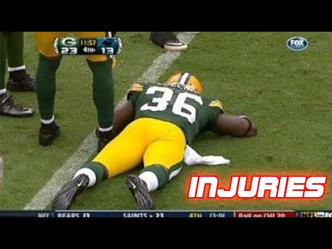 NFL Career Ending Injuries (Warning)