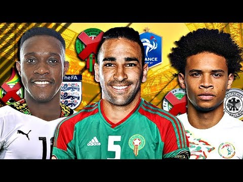 LES 10 STARS DU FOOTBALL QUI ONT REFUSÉ L'AFRIQUE 3.0 ! 🚫