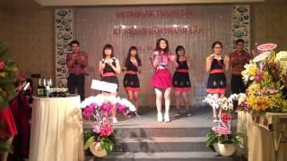 Sacombank Thạnh Lộc - Kỷ Niệm 8 năm thành lập 12/12/15 - Dance Happy Birthday