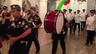 12BR Pipe Band - Heyken's Senerade