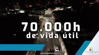 sololeDmerlo - Iluminación LED en el estado de Bahia - Brasil.