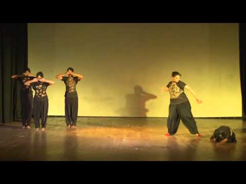 Women empowerment dance by Anjali School of Dance and Music