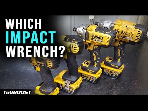 Everything you need to know about Impact Wrenches   Tech Tuesday   fullBOOST