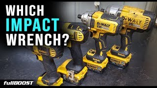 Everything you need to know about Impact Wrenches | Tech Tuesday | fullBOOST