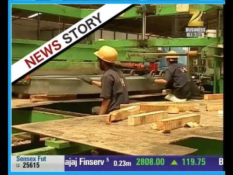 Business Street - Steel service industry becoming important part of small and medium industry