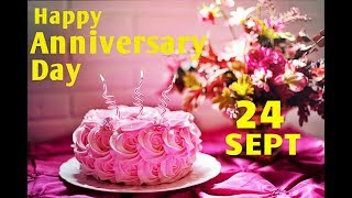 Happy marriage anniversary wishes love song | happy anniversary song romantic
