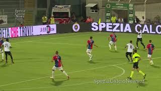 Highlights Spezia-Sambenedettese - 4-8-2018
