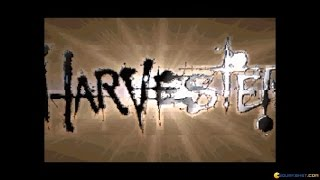Harvester gameplay (PC Game, 1996)