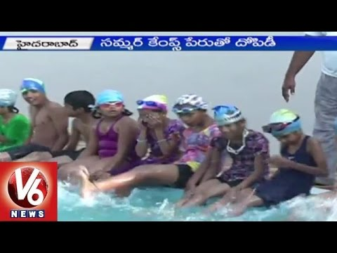 Private summer camp managements earning lots of money in this summer (22-05-2015)