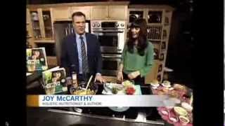Joyous Health On Ctv Ottawa: Chickpea Detox Salad & Almond Power Muffins
