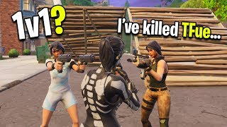 I FOUND THE BEST 11 AND 12 YEAR OLD FORTNITE PLAYERS!! (I got DESTROYED in a 1v1)