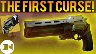 """How To Get The First Curse"" The New Last Word Exotic Hand Cannon - ""Gunsmith Rank 5"""