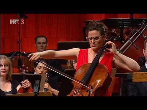 Monika Leskovar - 1.capriccio za violončelo (Giuseppe Maria Dall' Abaco)