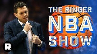 The LeBron-Era Lakers' Drama Intensifies | Heat Check | The Ringer NBA Show (Ep. 332)