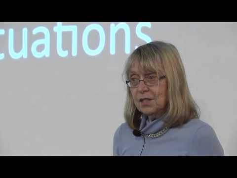 Moonshots in Education | Esther Wojcicki | TEDxPaloAltoHighSchool