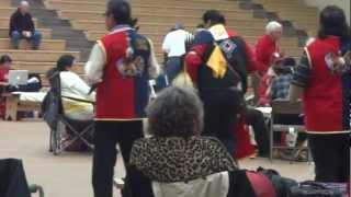 Pow Wow @ St Gregories University, Shawnee, OK 2/9/2013