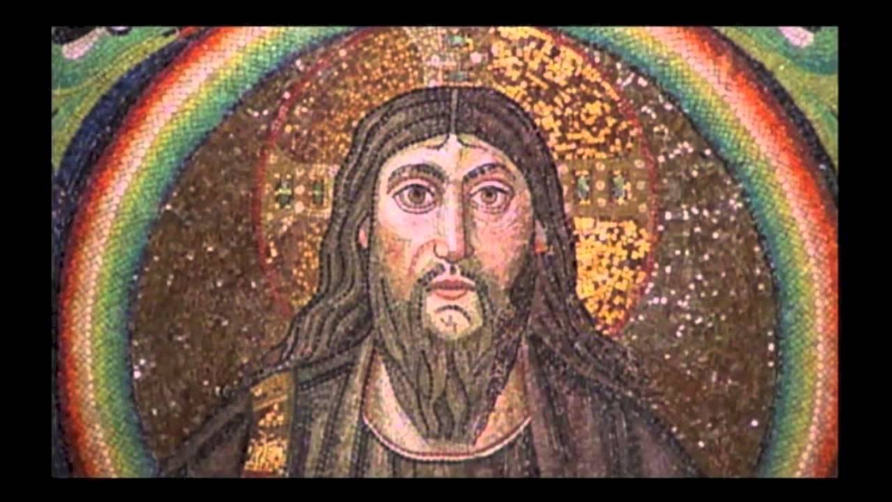 the face jesus in art closing morph sequence youtube