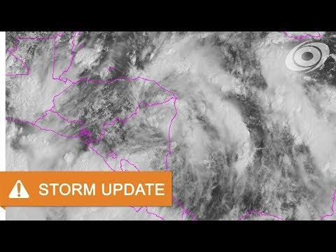 Tropical Storm Nate - Update 1 (15:00 UTC, October 5, 2017)