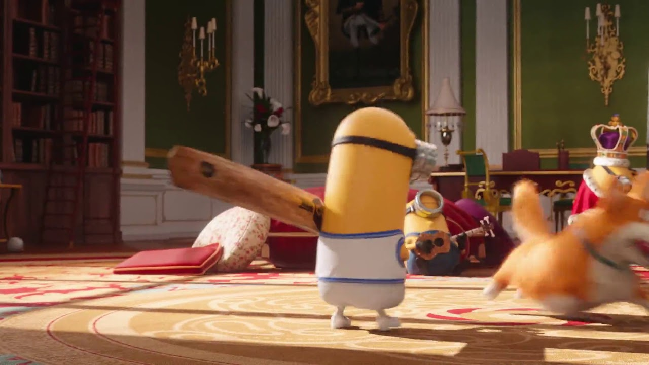 Download Minions (2015) Scarlet Overkill (Part 6)
