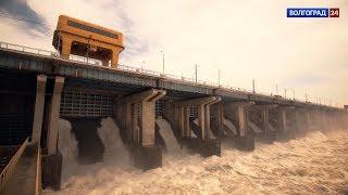 Специальный репортаж Волжская ГЭС 22 12 17