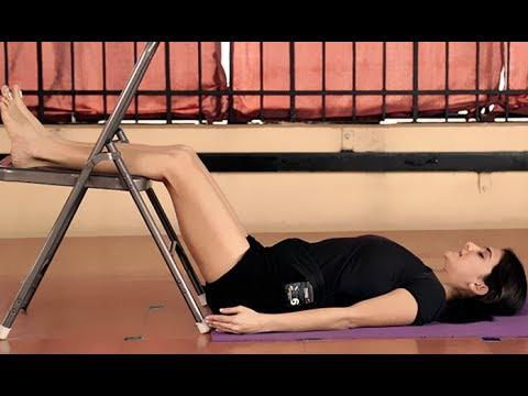 Iyengar Yoga for Back Pain Part I - Tamil