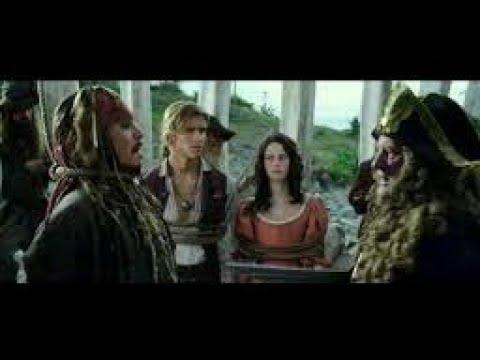 pirates of the Caribbean 5 jack sparrow wedding 2017 - YouTube