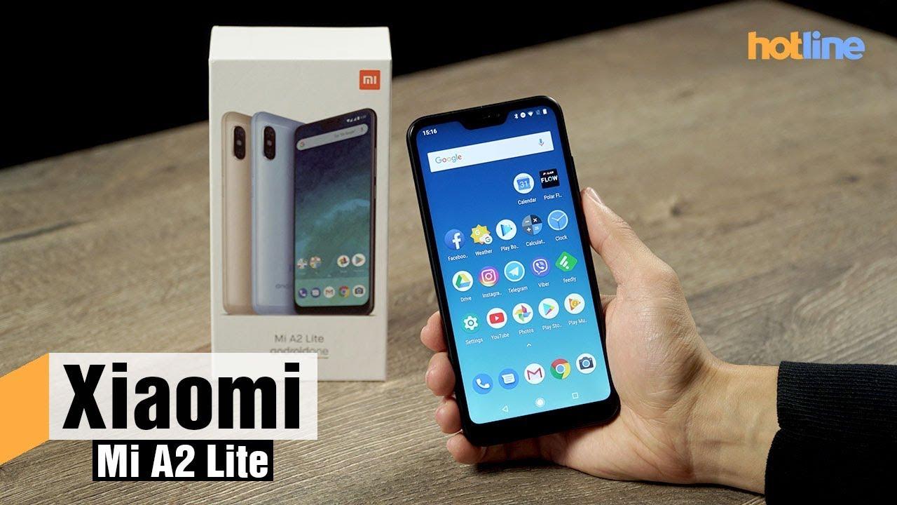 Xiaomi Mi A2 Lite — бюджетный Android One