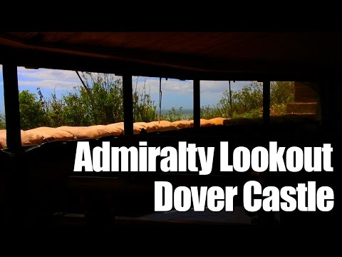 Admiralty Lookout Dover Castle (Historic Document)