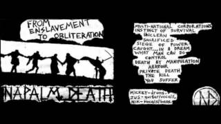 Napalm Death - Multinational Corporations / Instinct Of Survival