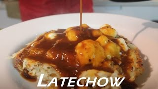 Waffle Hash Brown Poutine: Latechow - Episode 64
