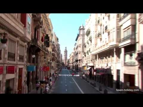 Valencia city guide -- travel information, video and reviews