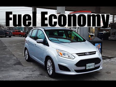 2018 Ford C Max Fuel Economy Mpg Review Fill Up Costs