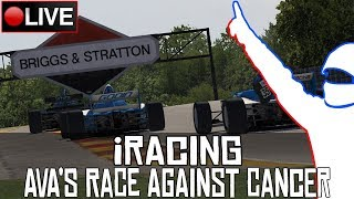 iRacing || Ava's race against cancer (Pro Mazda @ Road America) || LIVE