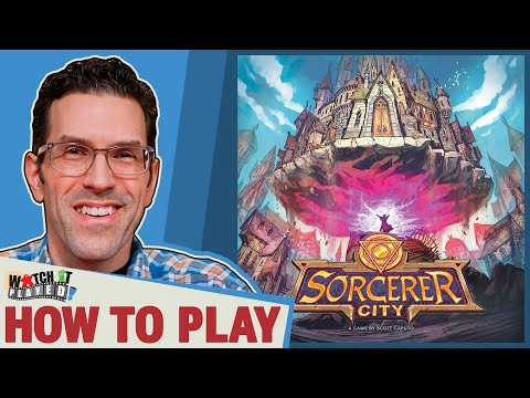 Sorcerer City - How To Play
