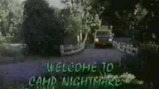 GOOSEBUMPS - WELCOME TO CAMP NIGHTMARE (Before And After)