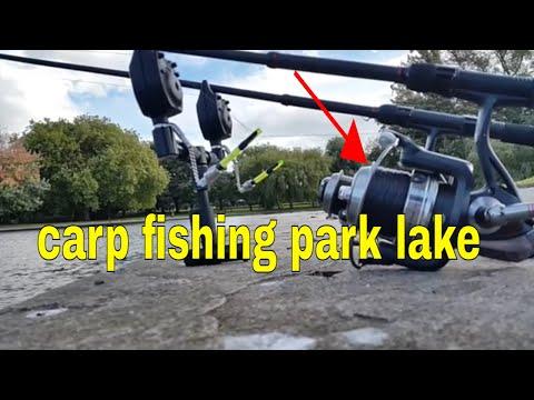 Park Lake Secrets - Carp Fishing @Part3 English (West Midlands) 2016 karpiai
