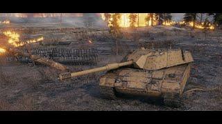 World of Tanks | Bisonte C45 - первый смотр.