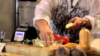Vegan Tomato Zucchini Casserole Recipe : Healthy Vegan Recipes