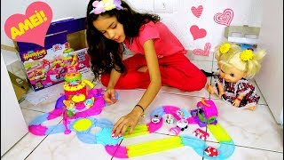 Download Video BABAY ALIVE MARIAH Brincando com  Hamsters in a House MP3 3GP MP4