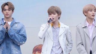 Baixar 180325 NCT 2018 - 팬사인회 입장, 태용 인사 ,17명 멤버별 스케치 직캠 Fancam (삼성코엑스 팬사인회) by Mera