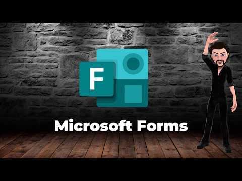 MS Forms - Erklärvideo