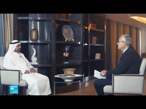 ...رئيس -مركز هداية- علي راشد النعيمي: إيران أصل الإرهاب  - نشر قبل 2 ساعة