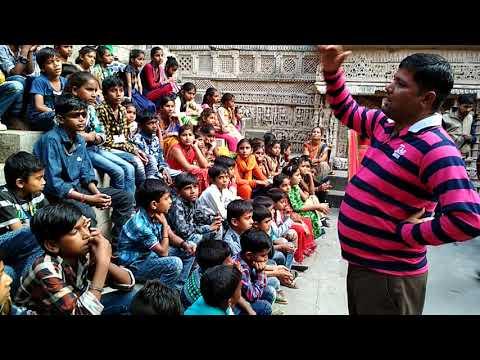 PATAN RANKIVAV   MEHSANA NEAR PATAN   GUIDE INFORMATION VIDEO 1 VADPURA SCHOOL PRAVAS